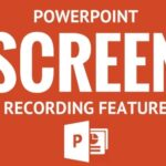 How to record lessons using powerpoint